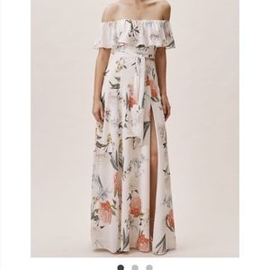 BHLDN X YUMI KIM Carmen dress